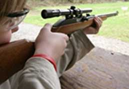 Stag and Hen Rifle Shooting